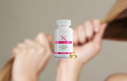 Nuviante – the Advanced Hair Growth Formula is currently on sales, on-line only