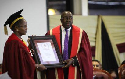 Nhlanhla Nene warns graduates about politics