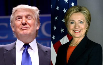 Donald Trump takes lead over Hillary Clinton