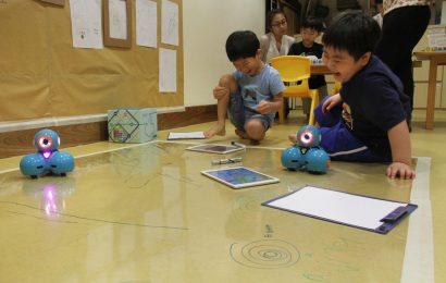Singapore: robots' potential role in childhood education study