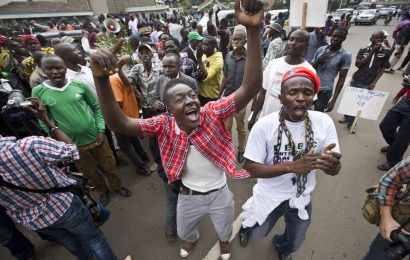 Social media in Kenya protests over Electoral Commission reform