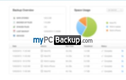 Free computer backup available with MyPCBackup service