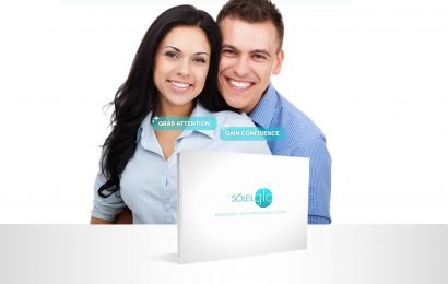 SoleilGLO – new on-line promotions for Advanced Teeth Whitening System packages announced