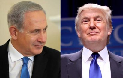 US President and the Israeli PM had an official talk