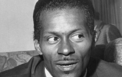 A tribute to Chuck Berry – the rock and roll star died at age 90