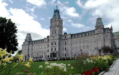 Female politics takes toll on Quebec National Assembly conference
