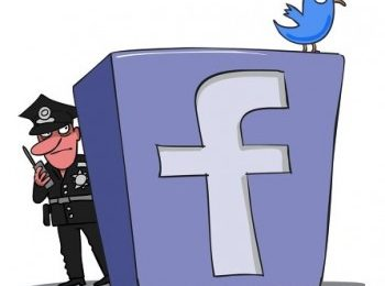Social media helps police arrest burglar