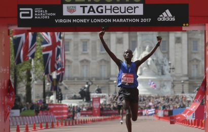 London Marathon 2017 – best pictures from the event