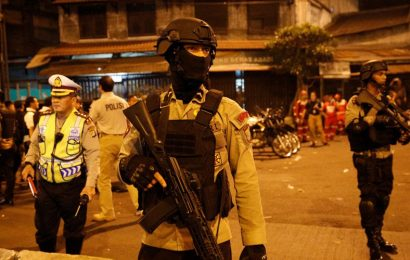 Bomber Attack Kills 3 officers at Jakarta Bus Station