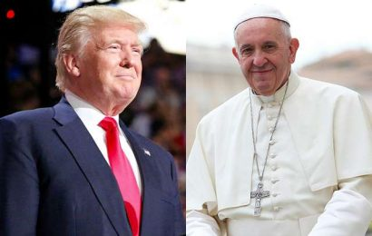 President Donald Trump Visits Pope Francis in Vatican