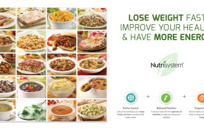 Nutrisystem Offers Special Discounts and Free Shipping