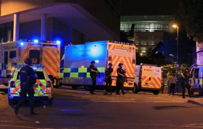 Ariana Grande Concert in Manchester Ended in Explosions and Death