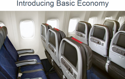 "Introducing ""Basic Economy"" – You Now Pay More to Fly"