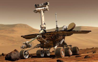 NASA's Study of Mars Habitat Shows Signs of Life