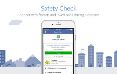 Facebook Safety Check – New Fundraising Tool to be Released