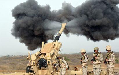 U.S. Starts Sending Smart Bombs to Saudi Arabia