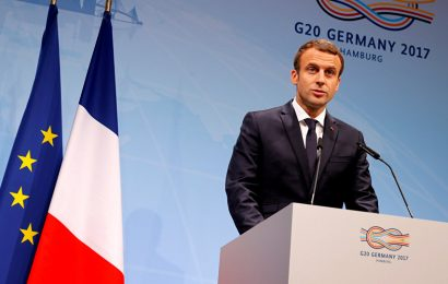 French President Emmanuel Macron – Caught in a Social Media Firestorm