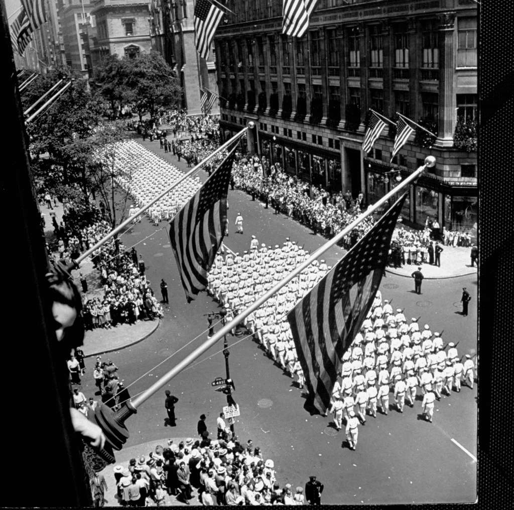 U.S.A. History - Iconic 4th of July Photos