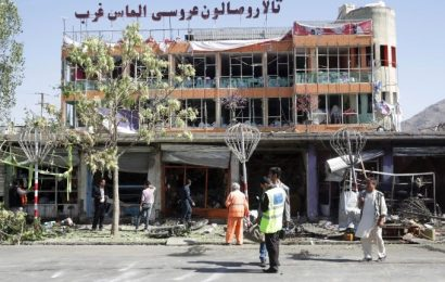 Kabul Bomb Attack Kills at Least 24 and Injures More