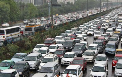 India Traffic Solution – Use of Private Cars for Ridesharing