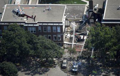 Minneapolis School Explosion Kills Two Staff Members