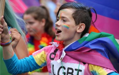 Belfast Pride Parade in Pictures