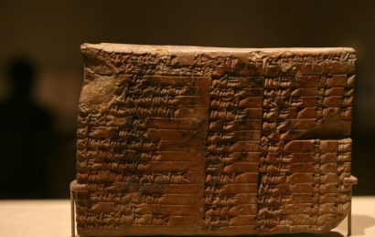 Mysterious Babylonian Tablet Could Reveal Mathematical Secrets