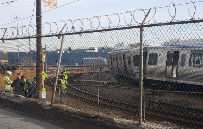 High-Speed Train Crash in Suburban Philadelphia – Multiple Injuries