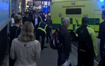 Parsons Green Station London Underground – Terrible Accident Reported