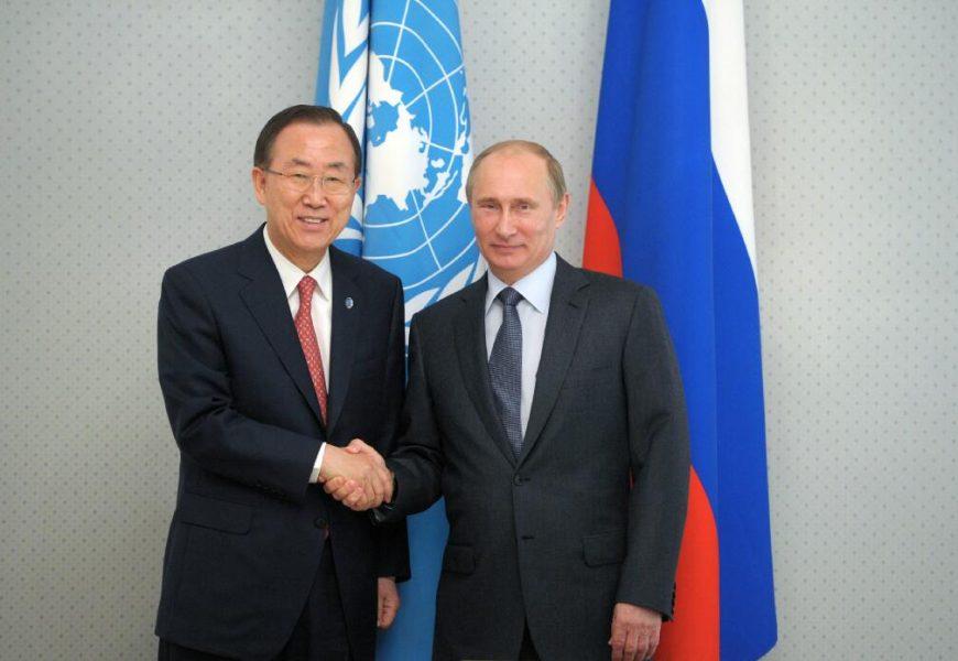Moon Seeks Putin's Help on North Korea Matters