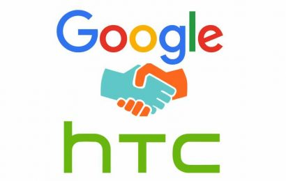 Google Buys HTC for $1.1 Billion