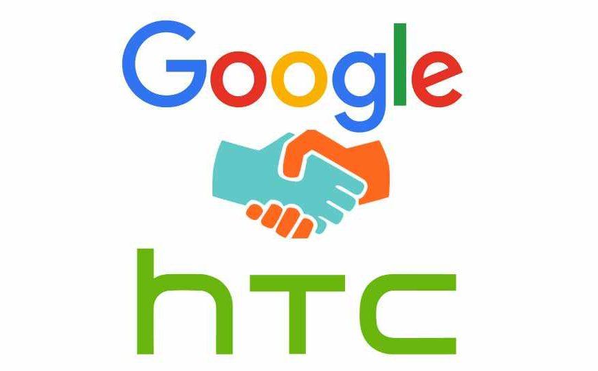Google Buys HTC for $1.1 Billion