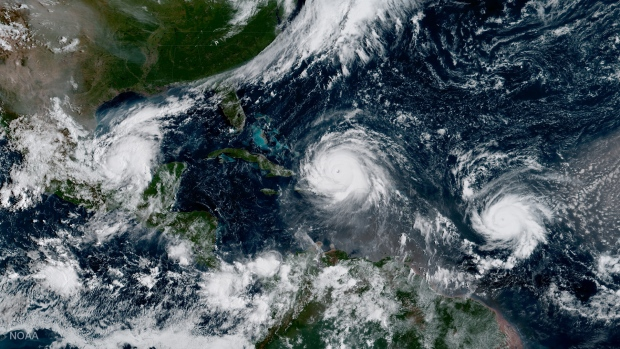 Irma Hurricane in Pictures