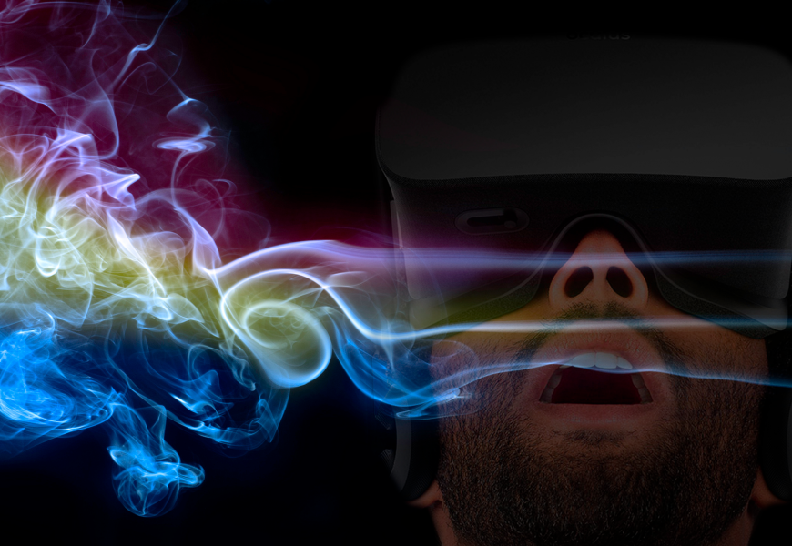 New VR technology can replicate smells