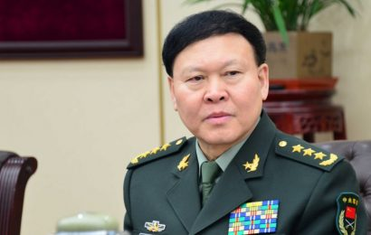 Chinese General Investigated for Corruption Hangs Himself