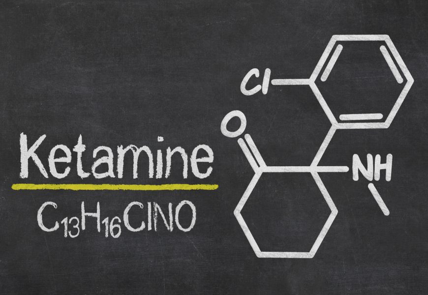 """Study Finds That Ketamine """"Rapidly Stops Suicidal Thoughts"""""""