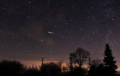 Geminids Meteor Shower 2017 Happening Tonight – Where to Watch