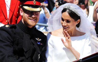 The Royal Wedding 2018 – In Pictures