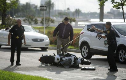 Street Racing Ford Mustang Kills Mother and Injures Child in Florida