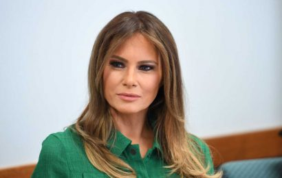 Melania Trump Underwent Surgery for Benign Kidney Condition