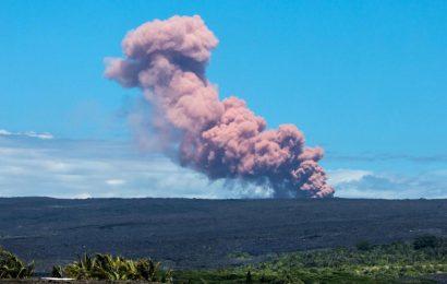 Kilauea Volcano Erupts – Immediate Evacuation Alert