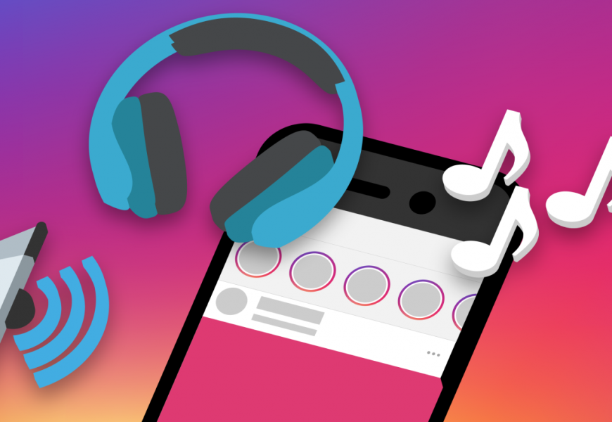 Instagram Now Lets You Add Soundtracks to Your Stories