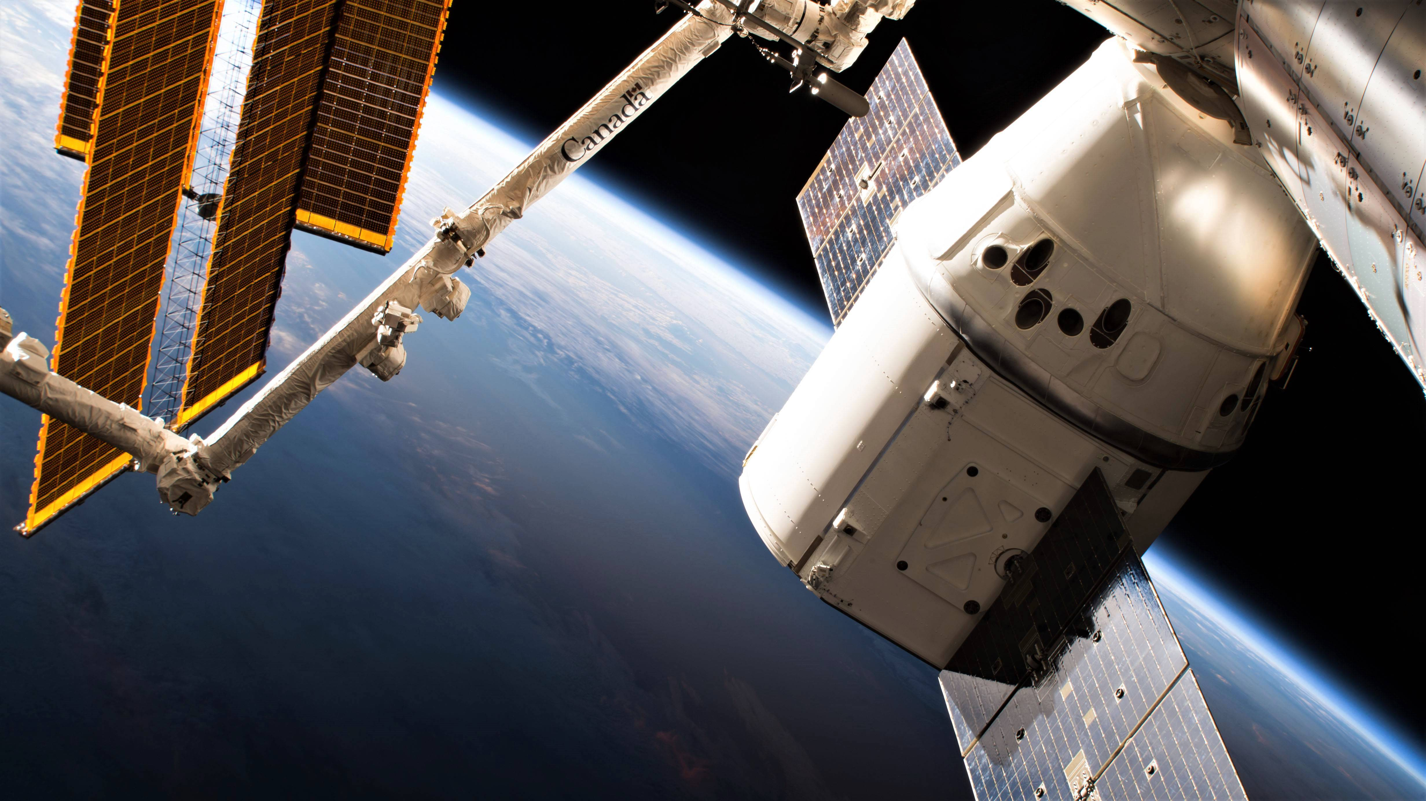 SpaceX's Cargo Dragon is Back on Earth