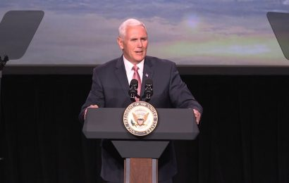 Vice President Pence: Space Force to be Established by 2020