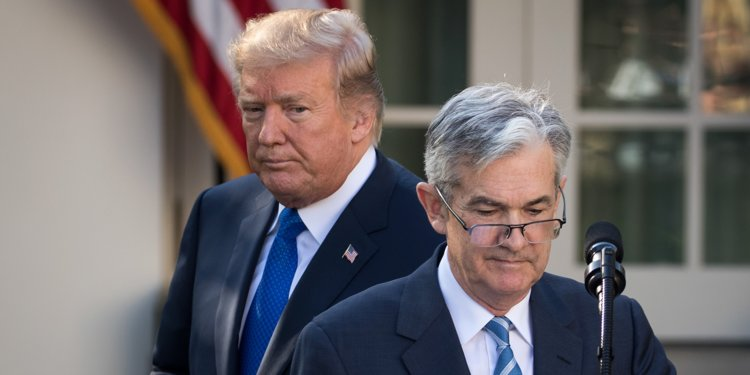 Donald Trump Does Not Agree with the Fed's Decision to Raise Interest Rates