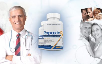 RopaxinRx Brings a Natural Performance Enhancer Supplement to the UK