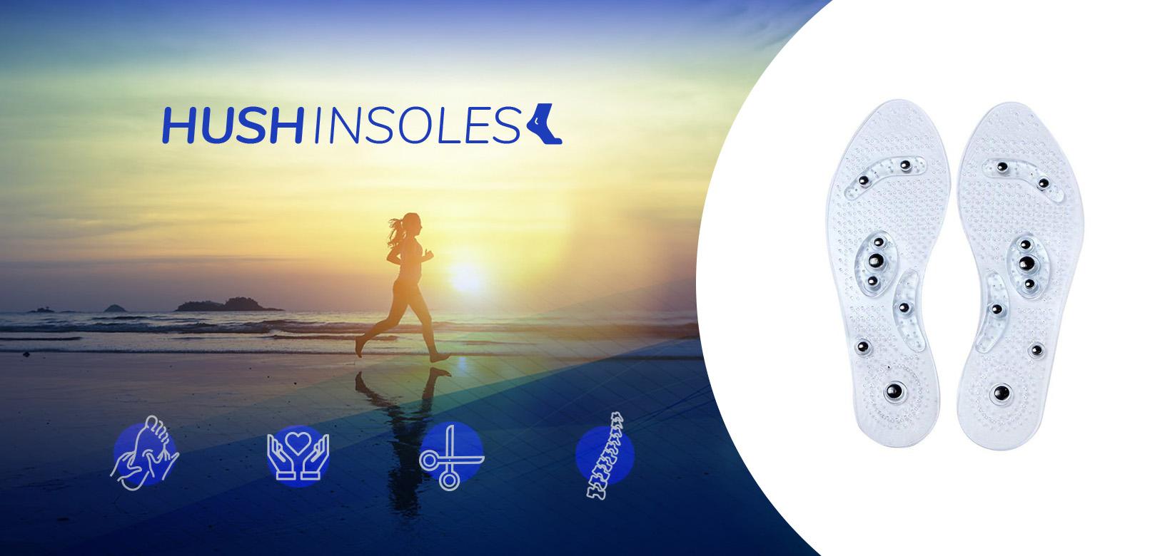 hushinsoles, hushinsoles price, hushinsoles buy, feet health, healthy feet, feet massage, spine health, backbone, reflexology