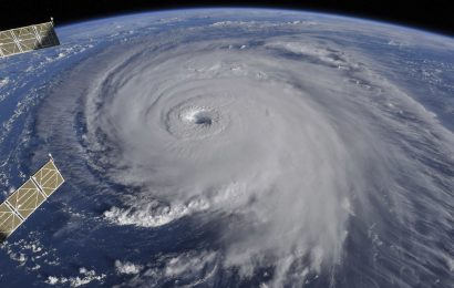 Breathtaking Space Photos Showcase Hurricane Florence