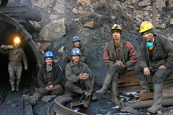 Laborers in Iran