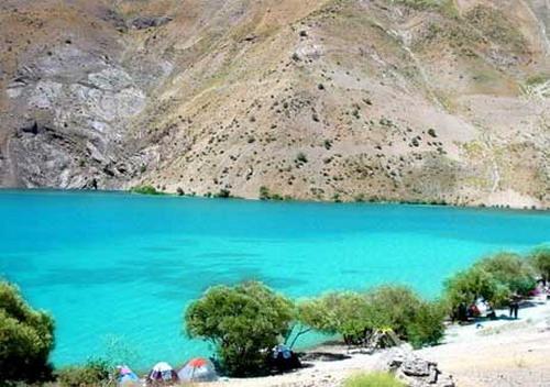 Lakes in Iran